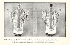 The Chasuble Science of the Sacraments: Plate 23