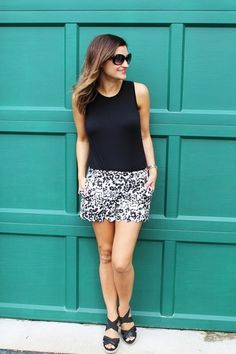 Shop the Look from justposted on ShopStylePerfect summer outfit Michael Kors Sunglasses, Daily Look, Southern Style, Boho Shorts, Old Navy, Summer Outfits, Short Dresses, Fashion Looks, Fashion Outfits