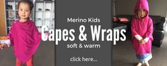 Merino Kids Capes For Kids, Fashion Accessories, Wraps, Plus Size, Button, How To Wear, Rap, Rolls, Buttons