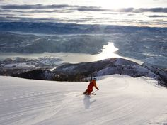 Park City, UtahUtah's infamous skiing-only spot—one of the only resorts in America where snowboarding is banned—limits lift ticket sales, so slopes are calmer for first-timers and nervous kids. Plus, Park City's close to the airport, so kids won't get too tired or bored in the car.