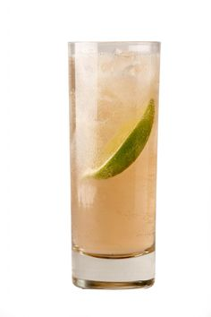 Chilcano. With few ingredients and our delicious Pisco you can make a refreshing drink to share with your friends.