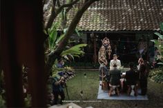 Pernikahan Di Rumah Ebbo Ala Ditya Dan Dito - Ditya x Dito 0013