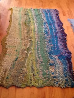 Woven ocean tree rug                                         https://sites.google.com/site/arachnereidtransmutations/