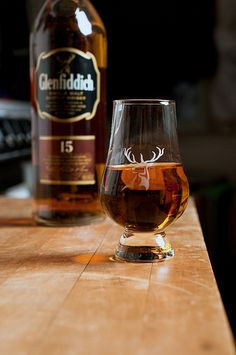 Glenfiddich Fifteen. My favorite winter drink. Lots of warm peppery, spicy notes.