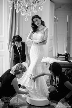 Wedding Dresses from Maison Signore Excellence 2016 Bridal Collection   Wedding Inspirasi