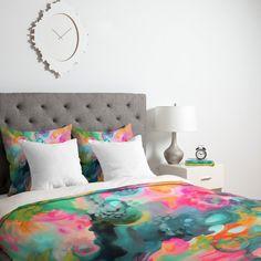 Stephanie Corfee Fairy Pool Duvet Cover   DENY Designs Home Accessories