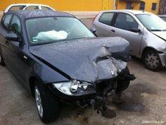 BMW Seria 1 Avariat 116
