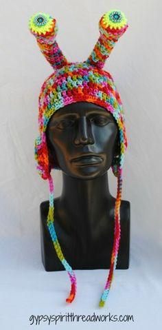 Gypsy Spirit Cosmic Slug Hat