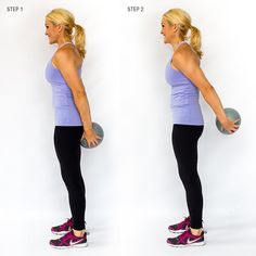 Get your arms toned and tightened!