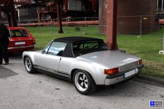 1969 Porsche 914-6. (Click on photo for high-res. image.) Photo found here: https://www.flickr.com/photos/geralds_1311/8150072914/in/photostream/