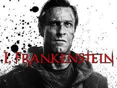 """¡Ya salió el [TRAILER] de """"I, Frankenstein""""! Adaptación de la novela gráfica de Kevin Grievous."""