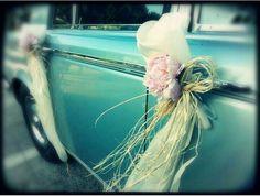 Coches para tu boda con detalles especiales