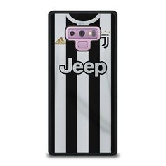 JUVENTUS JEEP FOOTBALL JERSEY KIT Samsung Galaxy Note 9 Case - Best Custom Phone Cover Cool Personalized Design – Favocase