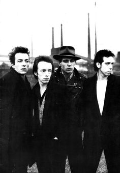 The Clash. Just the absolute best band.