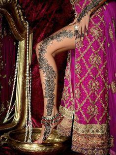 #Henna tattoo#Ruby salon#Bridal Henna