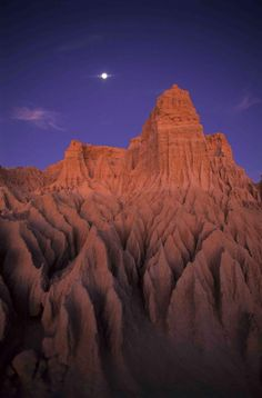 Walls of China, Mungo National Park, New South Wales, Australia Australia Travel, Vacation Spots, Places To See, Monument Valley, Travel Destinations, Beautiful Places, National Parks, Scenery, Around The Worlds