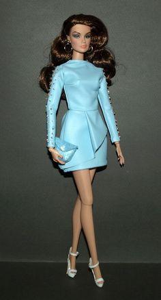"Karen Fashion OOAK Outfit for Fashion Royalty FR2 and Similar 12"" Dolls 13 | eBay"