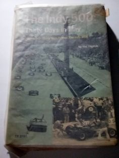 1972 Indianapolis 500 Racing book Vintage 70s by Fchoicevintage on Etsy