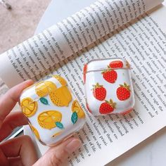 Bluetooth headset cover for apple airpods case flower cover for wireless headphone flamingo hard PC earphone charging box sport. Fone Apple, Cute Ipod Cases, Earphone Case, Air Pods, Airpod Case, Iphone Accessories, Iphone Phone Cases, Protective Cases, Cool Things To Buy