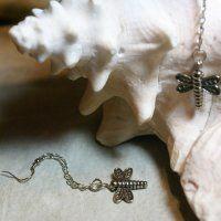 Dragonfly Jones Earrings #twentythou #earrings #jewelry