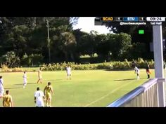 SCAD Men´s Soccer Team Vs. St. THOMAS University - Summary NSCAA Broadcast - 10/11/2013 http://1502983.talkfusion.com/product/