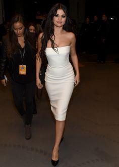 Selena Gomez at Jingle Ball, NYC