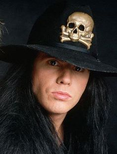 Ian Astbury of The Cult - something about him just oozes sexiness!
