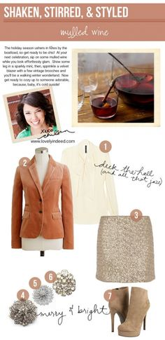 The Social Diary: Shaken Stirred and Styled - Sparkle & Shine