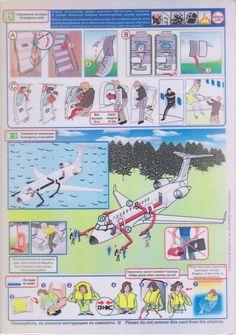Safety Card Severstal Bombardier CRJ-200 (1)