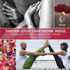 Tantra jóga tanfolyam indul. Ingyenes nyitó előadás: 2017. szeptember 20. 18:00. A tanfolyam a szerdánként 18:30-tól lesz. Győr, Kisfaludy utca 2. www.tantra-yoga-gyor.hu https://www.facebook.com/tantra.yoga.gyor #Tradicionális #jóga #yoga #hatha #tantra #integrál #meditáció #önismeret #felszabadulás #megvilágosodás #Győr #önfejlesztés