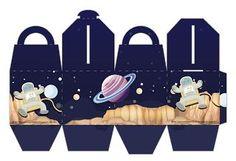 Passatempo da Ana: Kit - Astronauta