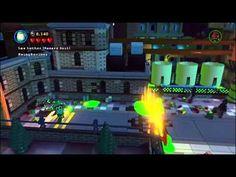 LEGO BATMAN 3 - Walkthrough Part 3 HD 2015 Lego Batman 3, Lego Marvel's Avengers, Lights, Lighting, Rope Lighting, Candles, Lanterns, Lamps, String Lights