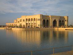 al faw palace, baghdad, iraq