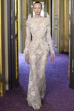 Francesco Scognamiglio Fall 2016 Couture Fashion Show - Ala Sekula