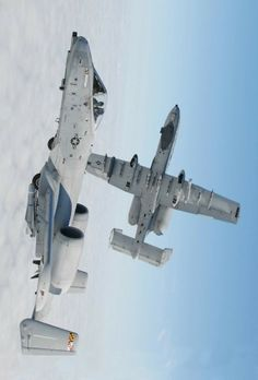 A-10 Warthog, A thing of beauty.