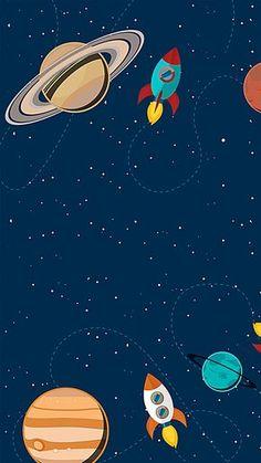 Kids Background – back Black Background Wallpaper, Kids Background, Wallpaper Space, Cute Wallpaper Backgrounds, Galaxy Wallpaper, Cute Wallpapers, Iphone Wallpaper, Kids Wallpaper, Space Party