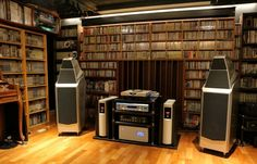 Audiophile Speakers, Hifi Audio, Hi Fi System, Audio System, The Absolute Sound, Audio Room, Speaker Stands, High End Audio, Entertainment Room
