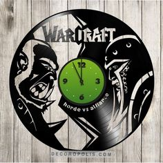 World of Warcraft gift clock WOW gift decor
