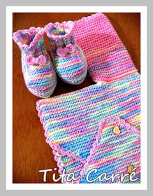 Casaquinho, sapatinho e meia de Bebê em tricot Accessories, Fashion, Knit Jacket, Baby Coming Home Outfit, Knitted Baby Booties, Wool Yarn, Knit Socks, Tricot Baby, Dressmaking