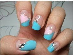Nail design I LIKE TO DO MY NAILS