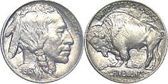 Buffalo Nickels.... now collected by many