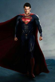 Justice League, Dc Comics, Superman Man Of Steel, Dc Comic Books, Marvel, Henry Cavill, Sci Fi, Batman, Mens Fashion