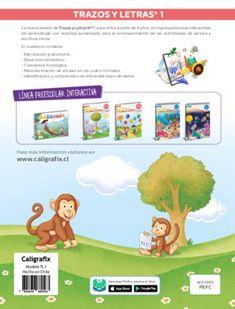 Trazos y Letras Nº1 Joseph, Amy, Album, Home Preschool, Teaching Reading, Nursery Rhymes Lyrics, Card Book