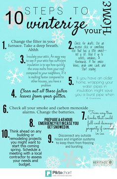 Winterize your home; DIY, fall projects; energy saving tips; green living; saving money