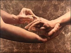 Steve Walker Artist/ getting married Moving To Toronto, Show Of Hands, Canadian Painters, Walker Art, Autumn Art, Gay Art, Image Photography, Getting Married, Portrait