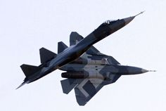 Sukhoi T-50 PAK-FA #pakfa #t50 #sukhoi #stealth #aviation #military