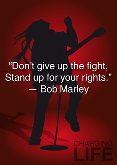 I won't give up!! Gotta fight for what you love. Gotta fight for what you believe is right... We will battle forever... That's fine... I'm not giving up.