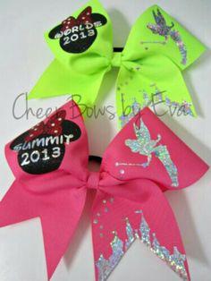 Summit cheer bow