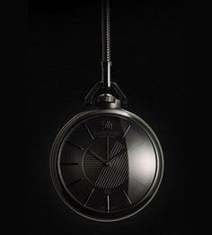 black clock - time piece