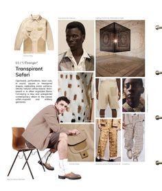 Trends Map, Mens Fashion Magazine, Fashion Design Portfolio, Fashion Forecasting, Fashion Illustration Sketches, Mens Trends, Summer Fashion Trends, Grafik Design, Fashion Room